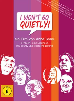 I Won't Go Quietly - DVD von Anne Sono