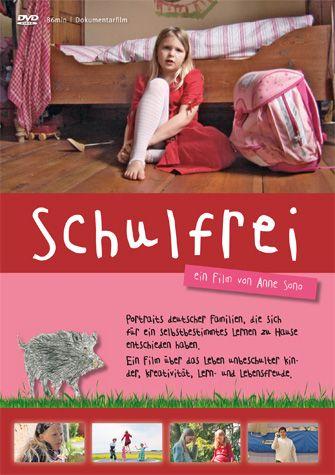 Schulfrei - DVD von Anne Sono